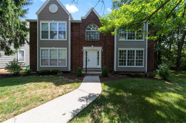 1123 Highland Oaks Court D, Ballwin, MO 63021 (#18047437) :: RE/MAX Vision