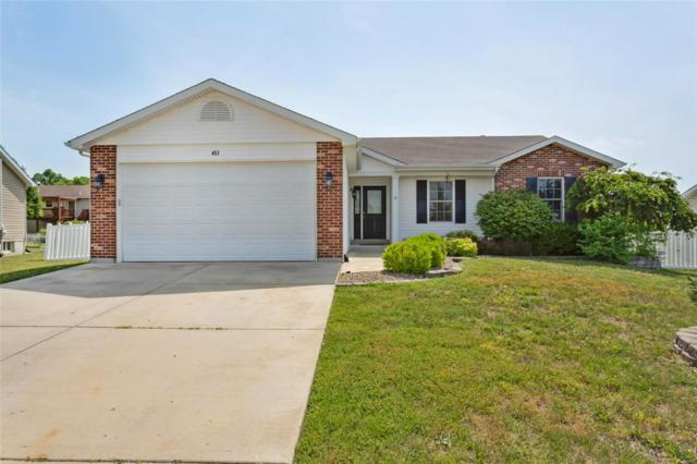 453 Fawn Run Drive, Troy, MO 63379 (#18047498) :: Clarity Street Realty