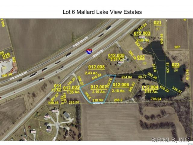 0 Mallard Lane, POCAHONTAS, IL 62275 (#18047530) :: St. Louis Finest Homes Realty Group