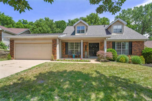 2422 Maple Crossing Drive, Wildwood, MO 63011 (#18047534) :: Sue Martin Team