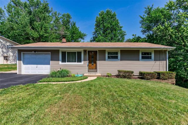 433 Schneider Hill Court, Fenton, MO 63026 (#18047549) :: The Becky O'Neill Power Home Selling Team