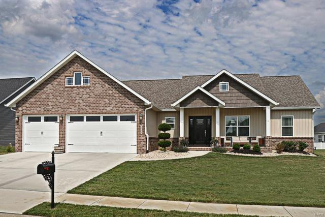 2145 Tuscany Ridge Court, Maryville, IL 62062 (#18047604) :: Sue Martin Team
