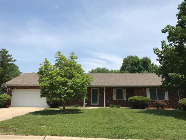 509 Thistle Lane, Swansea, IL 62226 (#18047683) :: Holden Realty Group - RE/MAX Preferred