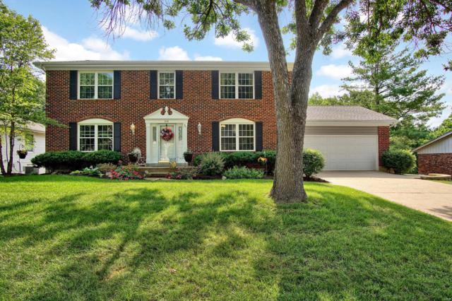 314 Clayton Trails Drive, Ellisville, MO 63011 (#18047738) :: The Becky O'Neill Power Home Selling Team