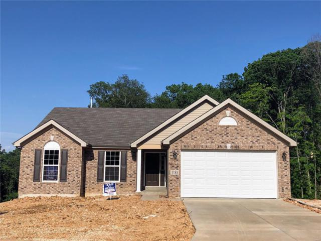 1183 Timber Creek Lane, Unincorporated, MO 63052 (#18047747) :: Sue Martin Team