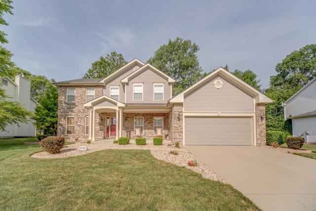 1237 Conrad Lane, O'Fallon, IL 62269 (#18047867) :: Fusion Realty, LLC
