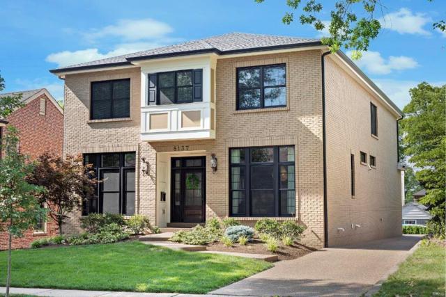 8137 Kingsbury, Clayton, MO 63105 (#18047869) :: Clarity Street Realty