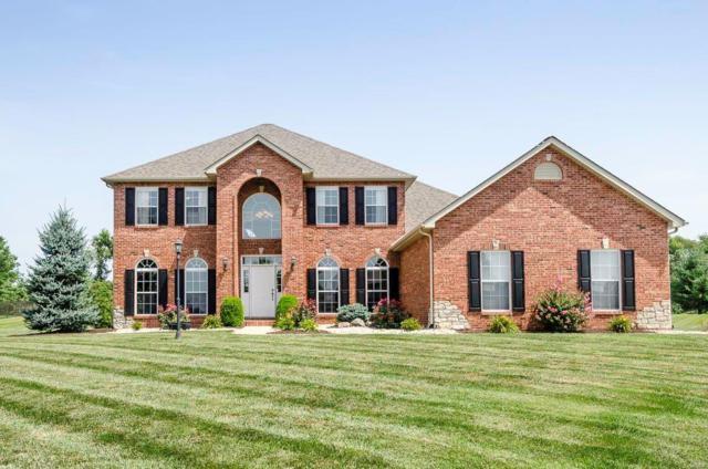 8321 Castle Ridge Drive, Troy, IL 62294 (#18047874) :: Fusion Realty, LLC