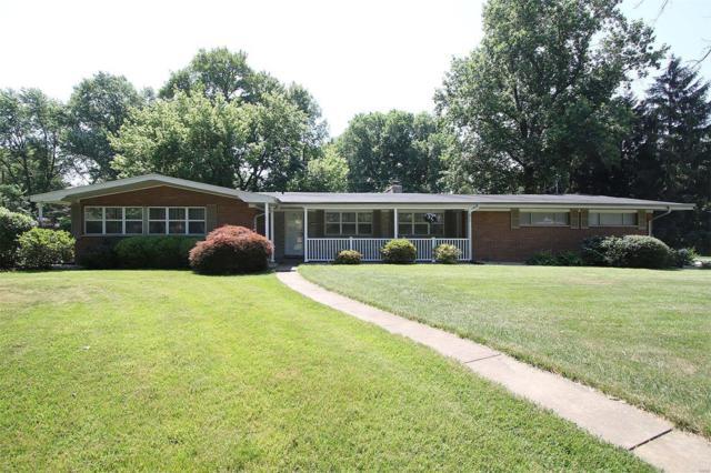 64 Shady Lane, Belleville, IL 62221 (#18047906) :: Fusion Realty, LLC