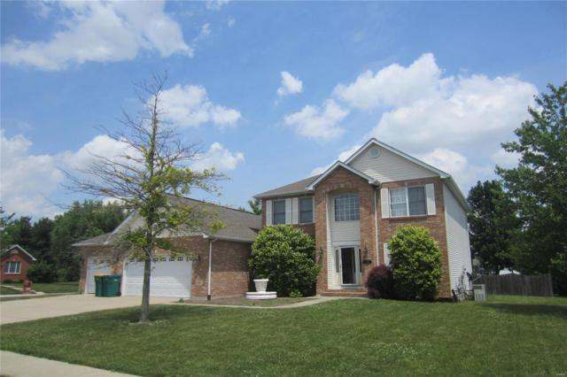 1128 Hunters, Mascoutah, IL 62258 (#18047915) :: Fusion Realty, LLC
