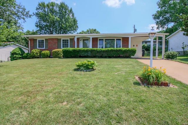 9544 Tealridge, St Louis, MO 63126 (#18048002) :: Sue Martin Team