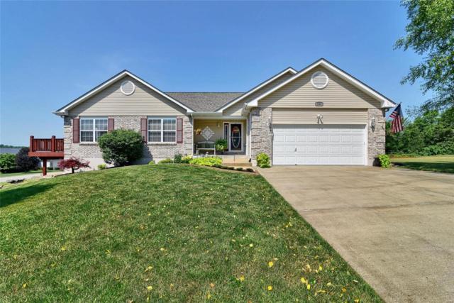 395 Bridgewater Heights Drive, Villa Ridge, MO 63089 (#18048077) :: Holden Realty Group - RE/MAX Preferred