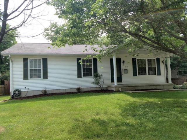 1519 Ritter Street, Edwardsville, IL 62025 (#18048227) :: Fusion Realty, LLC