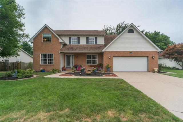 1212 Antique Lane, Mascoutah, IL 62258 (#18048418) :: Holden Realty Group - RE/MAX Preferred