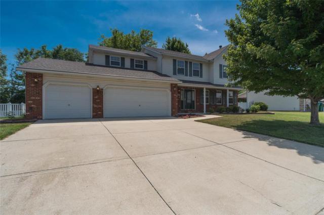 513 Fairwood Hills Road, O'Fallon, IL 62269 (#18048489) :: Fusion Realty, LLC