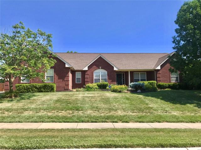 1909 Messinger Trail, Belleville, IL 62226 (#18048757) :: Holden Realty Group - RE/MAX Preferred