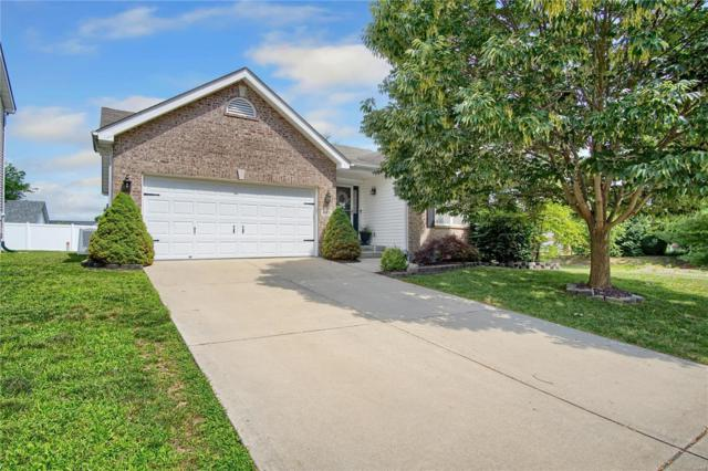 404 Tailfeather Drive, Belleville, IL 62221 (#18048872) :: Holden Realty Group - RE/MAX Preferred