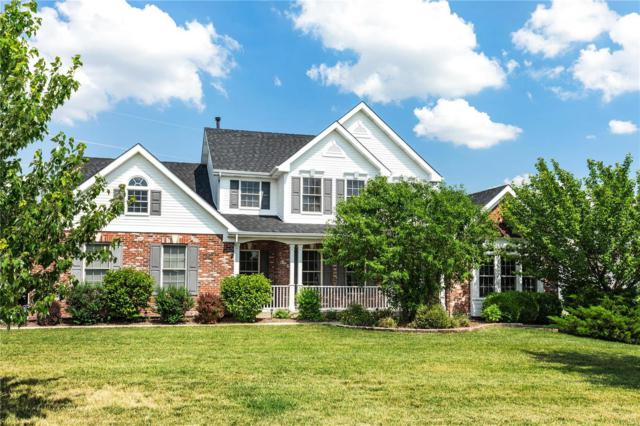 702 Abbottsford Court, Lake St Louis, MO 63367 (#18048880) :: St. Louis Finest Homes Realty Group