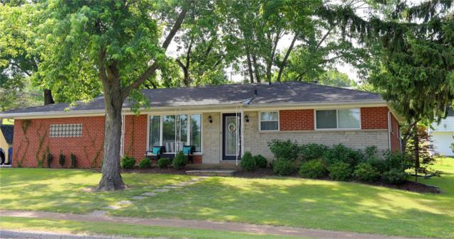 948 Rayburn Avenue, St Louis, MO 63126 (#18049013) :: Clarity Street Realty