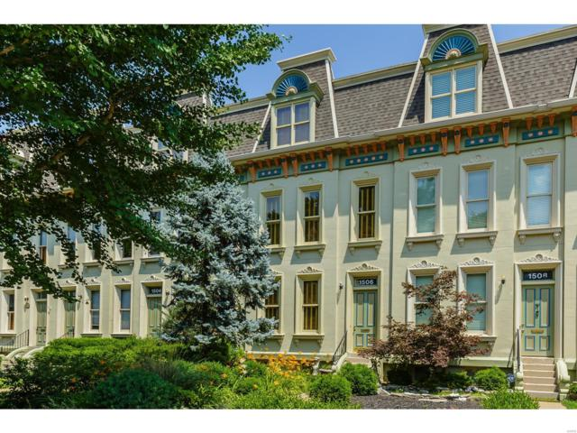 1506 Mississippi Avenue, St Louis, MO 63104 (#18049091) :: Holden Realty Group - RE/MAX Preferred