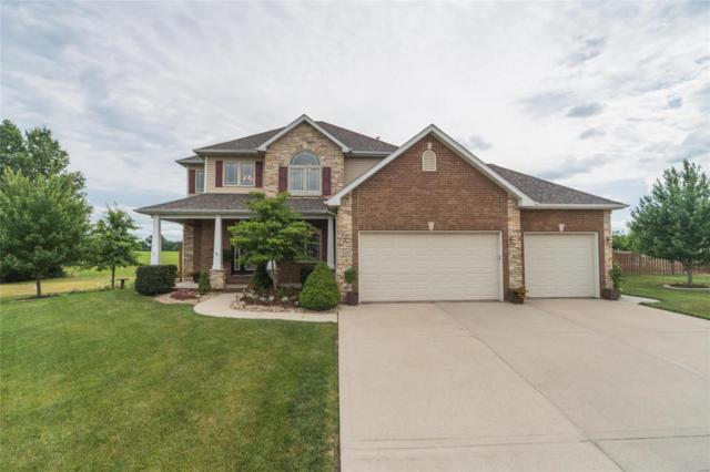 2045 Grandview Drive, Saint Jacob, IL 62281 (#18049162) :: Holden Realty Group - RE/MAX Preferred