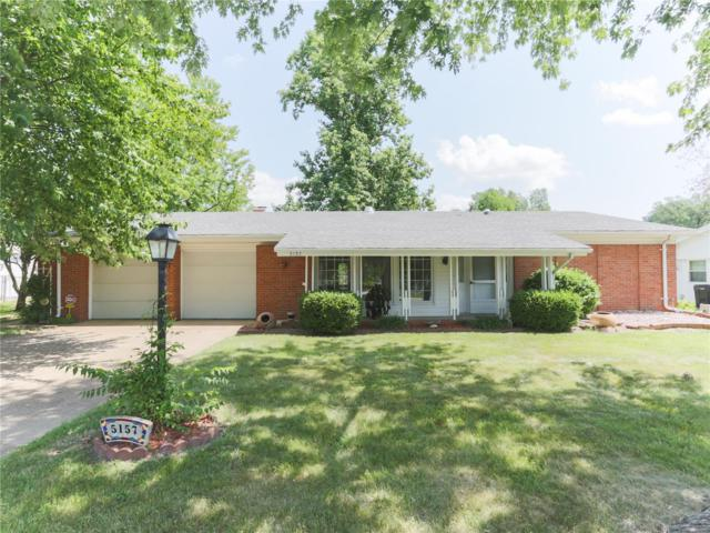 5157 Towne South Road, St Louis, MO 63128 (#18049201) :: The Becky O'Neill Power Home Selling Team