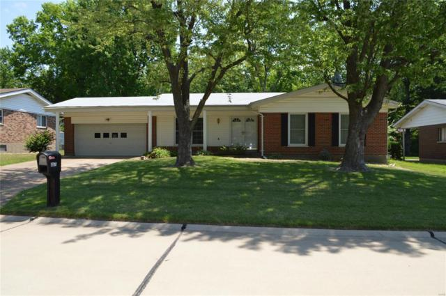 13870 Evan Aire, Florissant, MO 63034 (#18049301) :: Clarity Street Realty