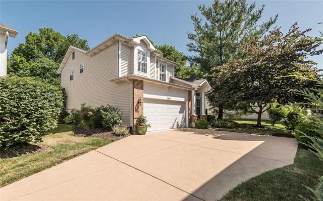 15207 Cambridge Terrace Court, Chesterfield, MO 63017 (#18049304) :: Clarity Street Realty