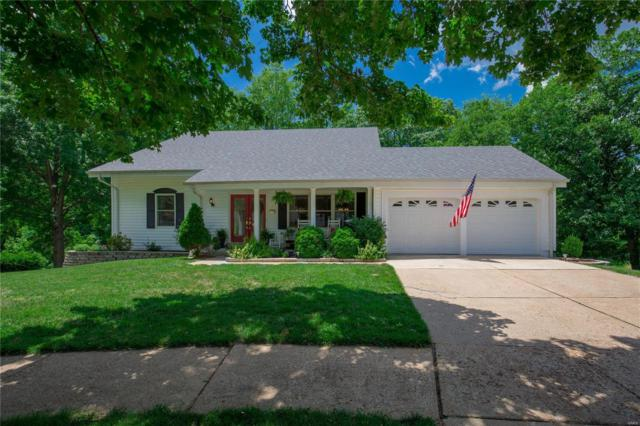 911 Totem Woods Court, Manchester, MO 63021 (#18049355) :: St. Louis Finest Homes Realty Group