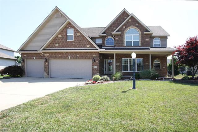 3372 Garvey Lane, Edwardsville, IL 62025 (#18049377) :: Holden Realty Group - RE/MAX Preferred