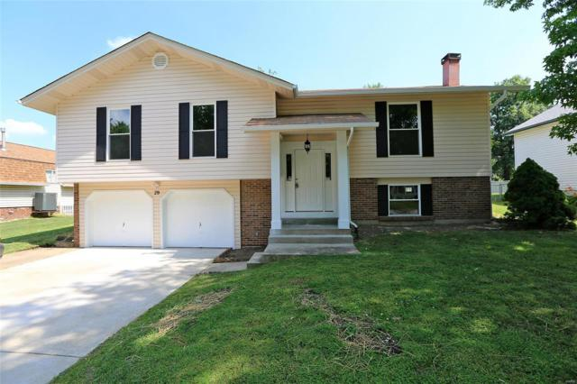 29 Ann Drive, Saint Peters, MO 63376 (#18049387) :: Clarity Street Realty