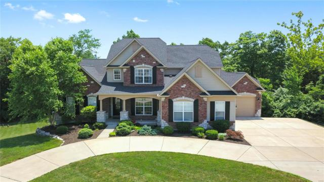 2480 Tuscany Ridge Court, Glencoe, MO 63038 (#18049416) :: Sue Martin Team