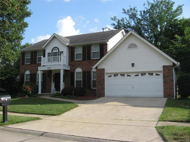 1929 Spring Beauty Drive, Florissant, MO 63031 (#18049421) :: Clarity Street Realty