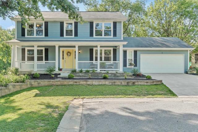 2 Lodge Court, Lake St Louis, MO 63367 (#18049447) :: St. Louis Finest Homes Realty Group
