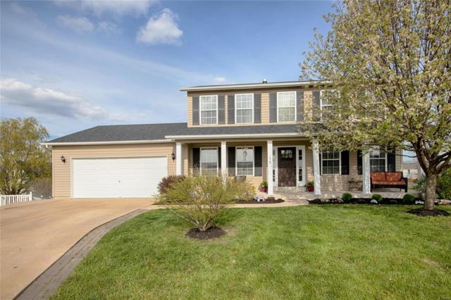15 Brookshire Creek Court, Wentzville, MO 63385 (#18049474) :: St. Louis Finest Homes Realty Group