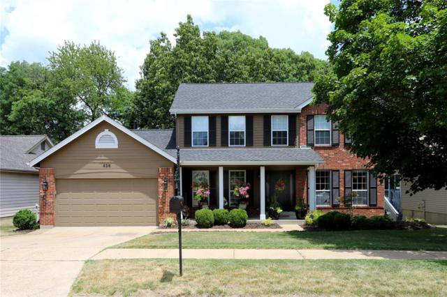 426 Alverston Court, Ballwin, MO 63021 (#18049533) :: St. Louis Finest Homes Realty Group