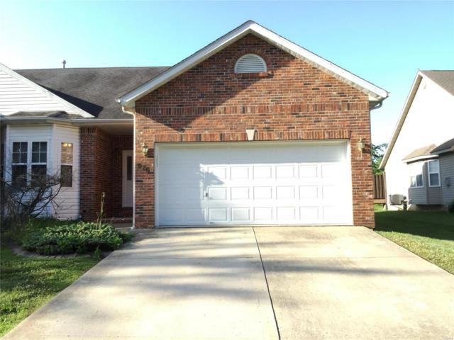 976 University Drive B, Edwardsville, IL 62025 (#18049594) :: Holden Realty Group - RE/MAX Preferred