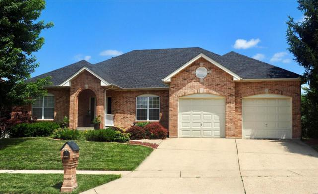 2477 Boardwalk Place, St Louis, MO 63129 (#18049647) :: Clarity Street Realty