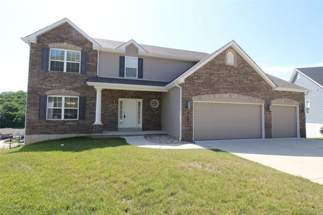473 Amber Lake Court, Imperial, MO 63052 (#18049724) :: Clarity Street Realty
