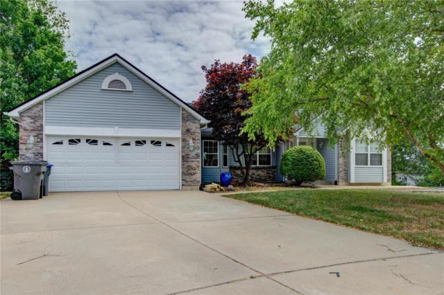 11 Tupelo Parc, O'Fallon, MO 63368 (#18049726) :: St. Louis Finest Homes Realty Group