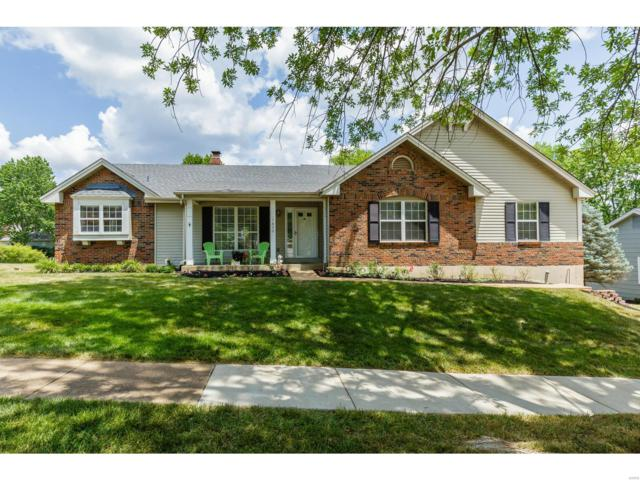 1420 Sycamore Manor, Chesterfield, MO 63017 (#18049730) :: St. Louis Finest Homes Realty Group