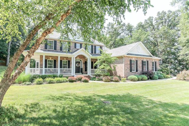 755 Southbrook Forest Court, Weldon Spring, MO 63304 (#18049766) :: St. Louis Finest Homes Realty Group