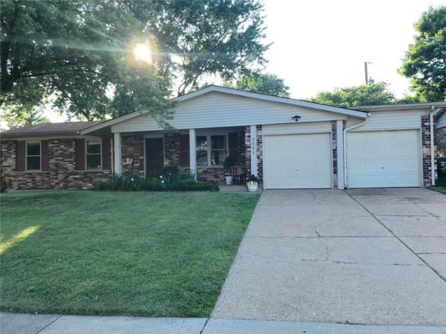 2521 Rhapsody Lane, Unincorporated, MO 63031 (#18049767) :: Clarity Street Realty