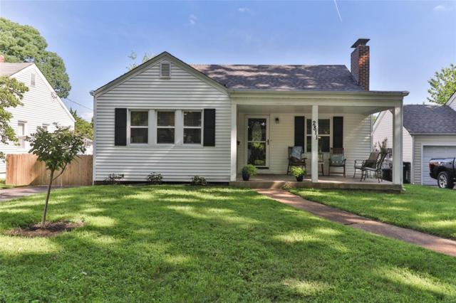 2811 Lawndell Drive, Brentwood, MO 63144 (#18049941) :: Clarity Street Realty