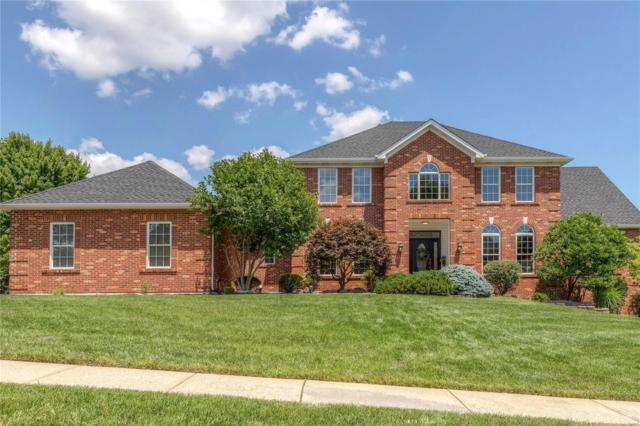 240 Camelot Drive, Weldon Spring, MO 63304 (#18049955) :: The Kathy Helbig Group