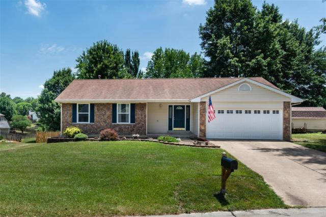 3 Divot Court, Saint Peters, MO 63376 (#18049958) :: St. Louis Finest Homes Realty Group