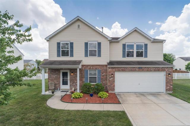 1500 Timberbrook, Mascoutah, IL 62258 (#18049971) :: Clarity Street Realty