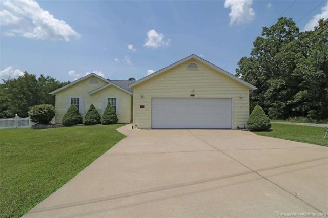 1221 Napoleon Drive, Bonne Terre, MO 63628 (#18049985) :: PalmerHouse Properties LLC