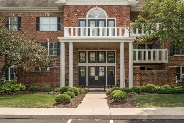 207 Ambridge Court #103, Chesterfield, MO 63017 (#18050014) :: St. Louis Finest Homes Realty Group