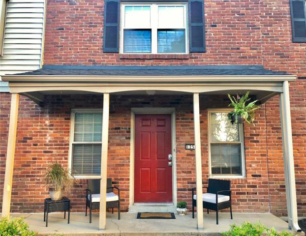 1259 Clarkson Court #1259, Ellisville, MO 63011 (#18050038) :: Sue Martin Team